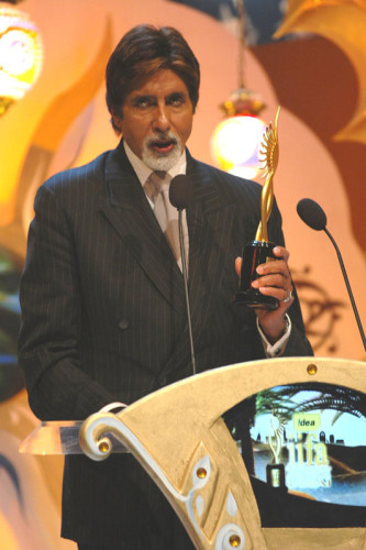 Amitabh Bachchan During Award Show