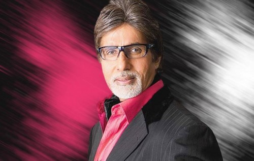 Amitabh Bachchan Looking Handsome