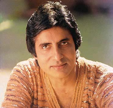 Amitabh Bachchan Younger