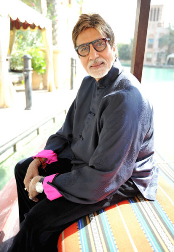 Amitabh On Dubai International Film Festival