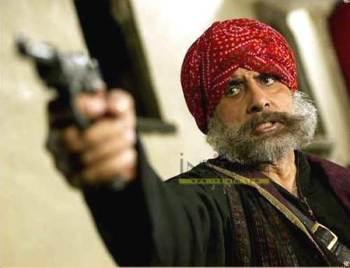 Big B in Rajasthani Look