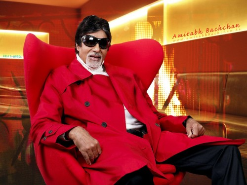 Big B in Sensational Look