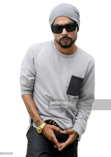 Bohemia poses during an exclusive interview