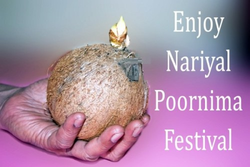 Enjoy Nariyal Poornima Festival
