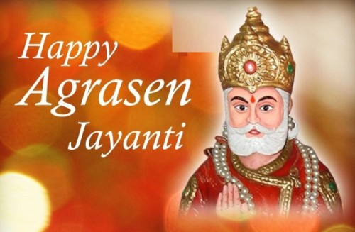Happy Agrasen Jayanti