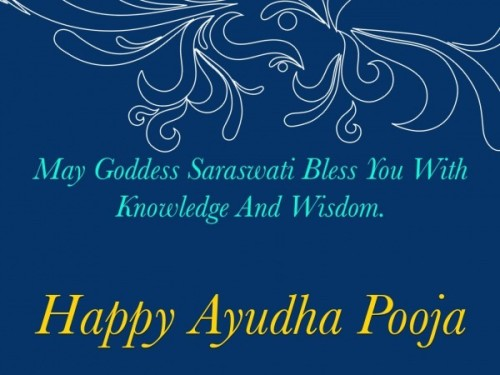 Happy Ayudha Puja