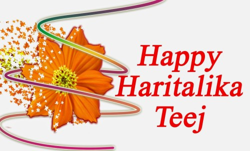 Happy Haritalika Teej