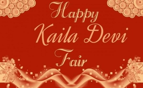 Happy Kaila Devi Fair