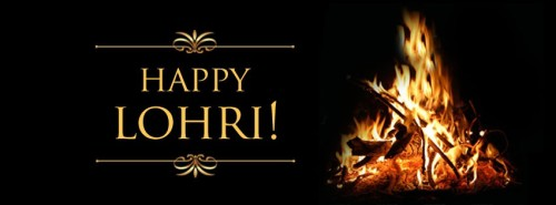 Happy Lohri Graphic