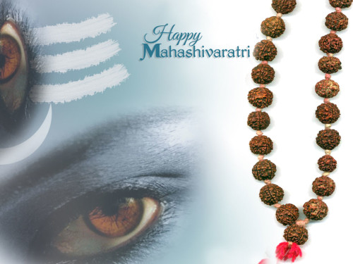 Happy Mahashivratri Wallpaper