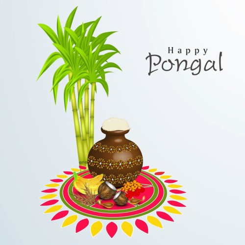 Happy Pongal Greetings For Dear Ones