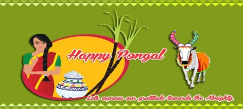 Happy Pongal Lets Express Our Gratitude Towards The Almighty