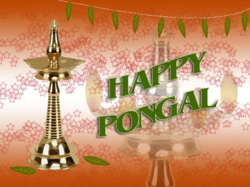 Happy Pongal To You And Your Family
