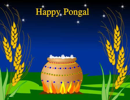 Happy Pongal Wishes