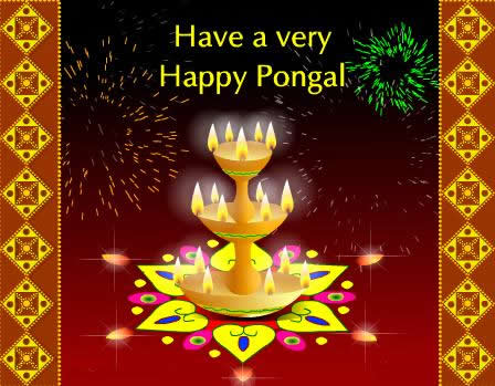 Have A Very Happy Pongal