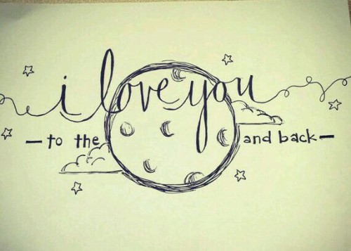 I Love You Drawing1