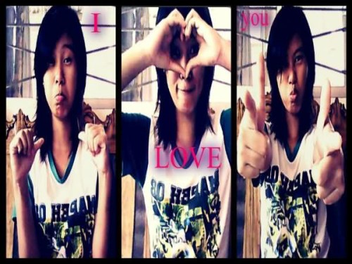 I Love You Expression
