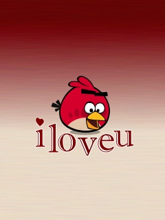 I Love You With Agry Word