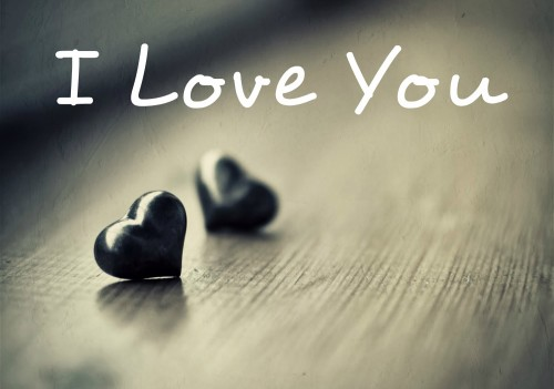 I Love You With Black Heart