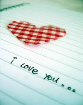 I Love You With Cheak HearT