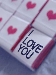 I Love You With Hearts