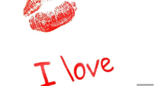I Love You With Red Lips