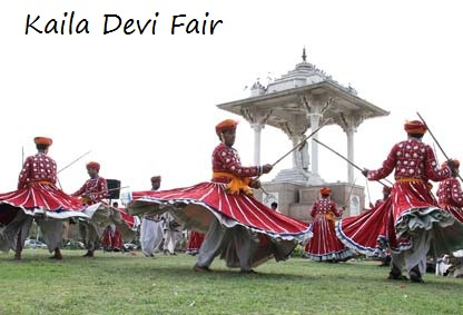 Kaila Devi Fair Celebration