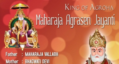 King of Agroha Agrasen