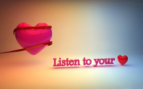Listen to Your Love