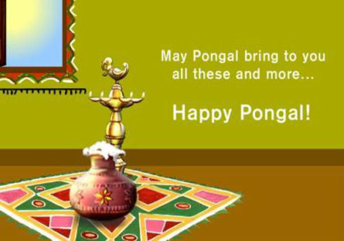 May Pongal Bring To You All These And More Happy Pongal