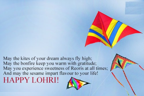 May The Sesame Impart Flavour To Your Life Happy Lohri