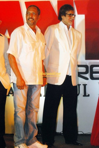 Nana Patekar With Big B
