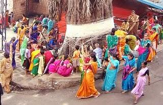 Happy Savitri Brata Celebrations By Woman's