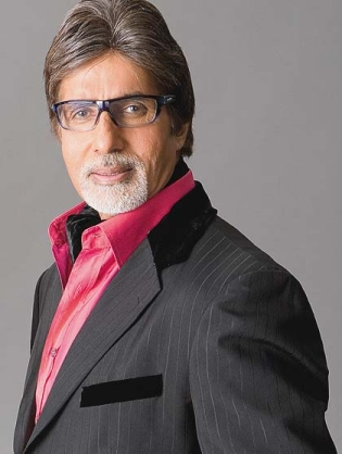 Picture Of Amitabh Bachchan