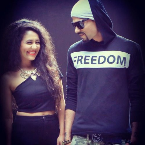 Punjabi Rapper and Neha Kakkar