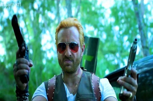 Saif Ali Khan Stills From Movie Go Goa Gone