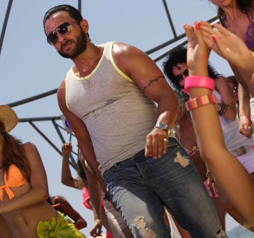 Saif Ali Khan Stills From Race 2 Movie