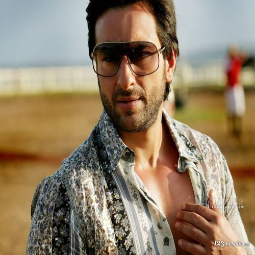 Saif Ali Khan in Indian Outfits