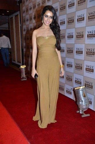 Shraddha Kapoor In Beautiful Dress.