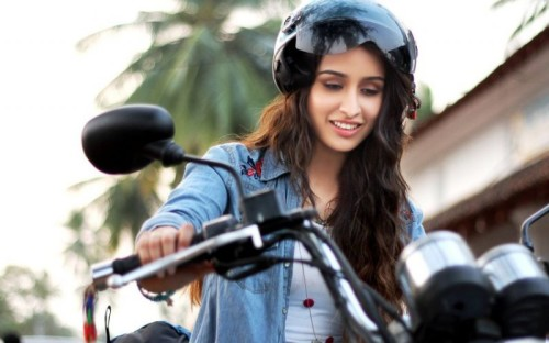 Shraddha Kapoor In Her Latest 'Ek Villain' Movie