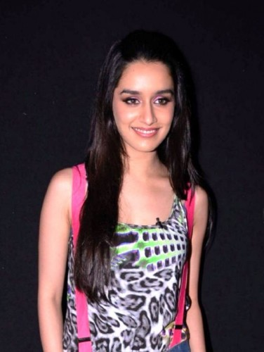 Shraddha Kapoor In Nice Top