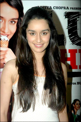 Shraddha Kapoor Simple Look