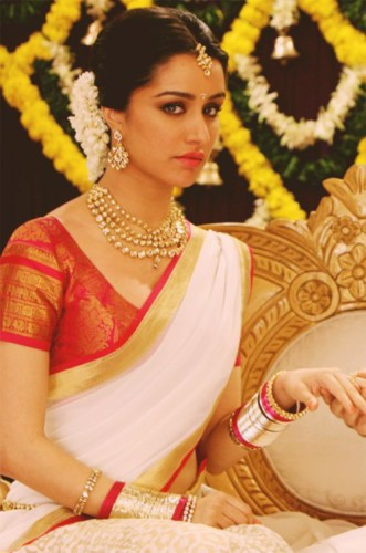 Shraddha Kapoor Traditional Look