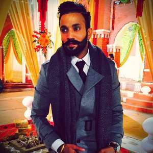 Dilpreet Dhillon In Suit