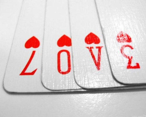 The Word love (2)