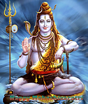 Wish You Happy Mahashivaratri