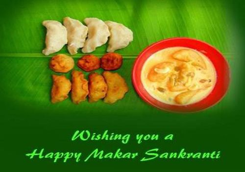 Wishing You A Happy Makar Sankranti Graphics