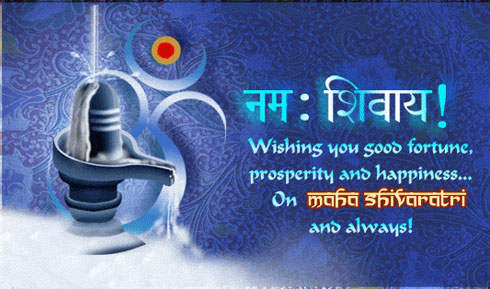 Wishing You Happiness On Maha Shivaratri