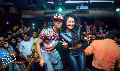 Neha Kakkar With Tony