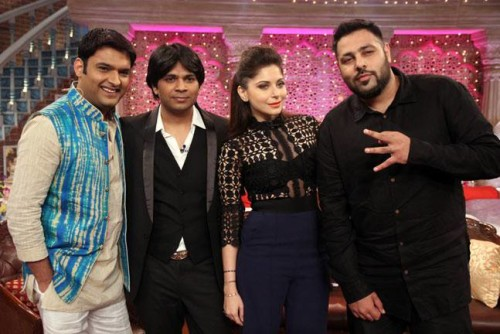 Badshah In Comedy Nights With Kapil